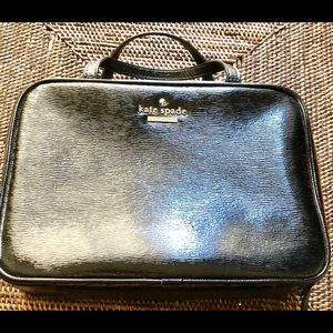 Kate Spade Cosmetics Lunch Box Travel Case